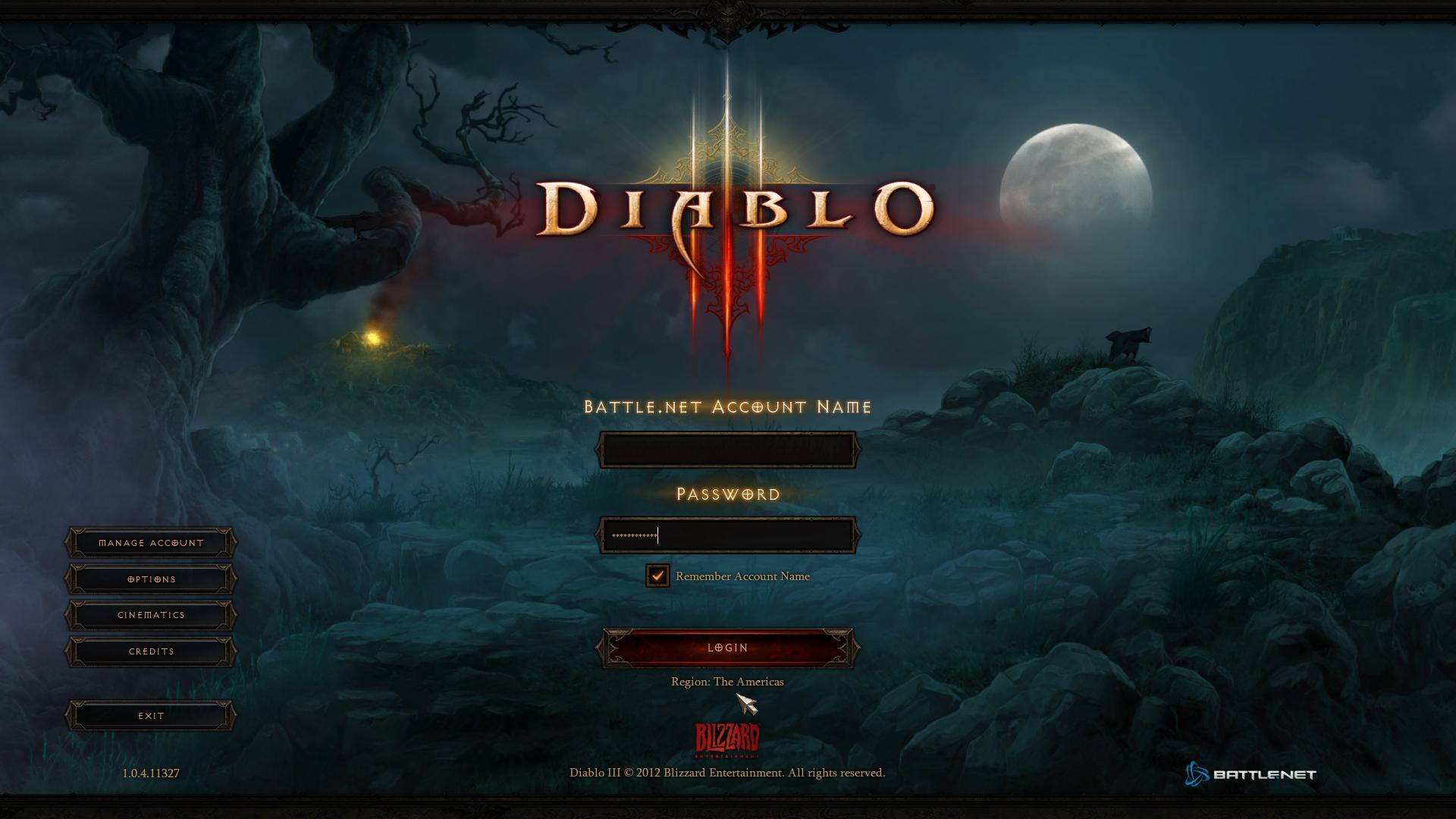 Diablo 3 1.0.5 PTR czyli jak pozbyć się error 12 screnshot 3