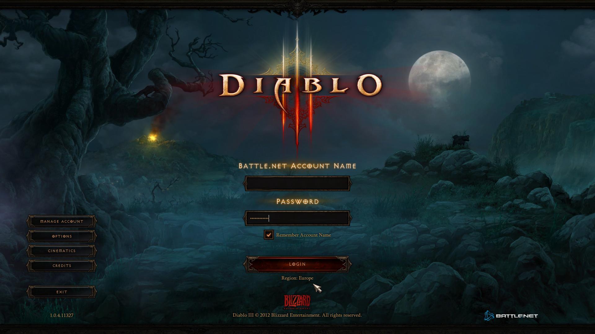 Diablo 3 1.0.5 PTR czyli jak pozbyć się error 12 screnshot 7