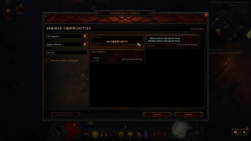 hellrift community diablo 3