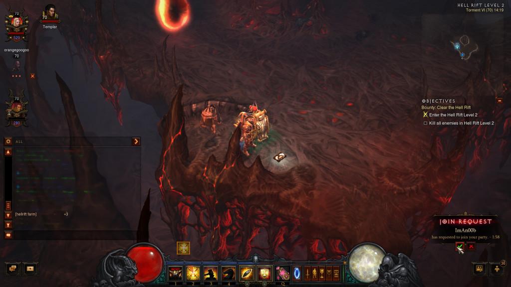 hellfire rift zaproszenie
