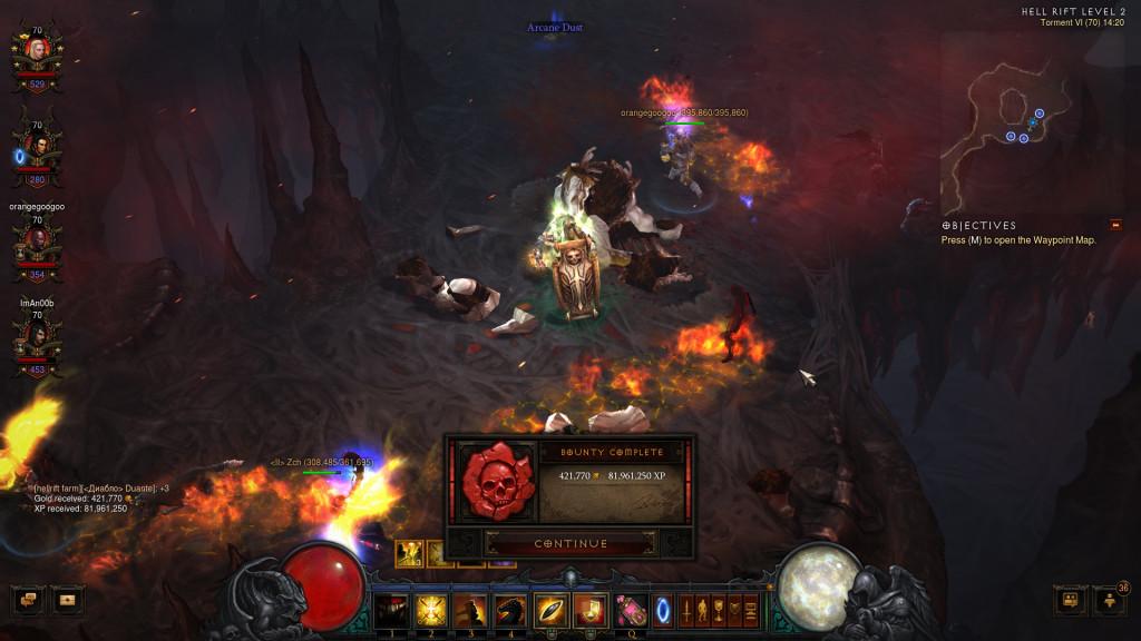 hellfire rift nagroda