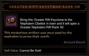 trial keystone 50 lvl